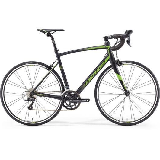 """11337 Merida RIDE 100 28"""" férfi országúti kerékpár 2016 selyem fekete"""