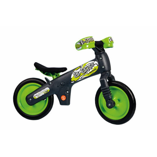 01BBIP0006 Bellelli B-Bip Futóbicikli 2020 szürke / zöld