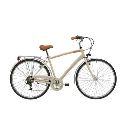 "BGOL18N01UY/SO Adriatica AD Trend 6s 28"" 6 Sebességes férfi városi kerékpár 2018 homok"