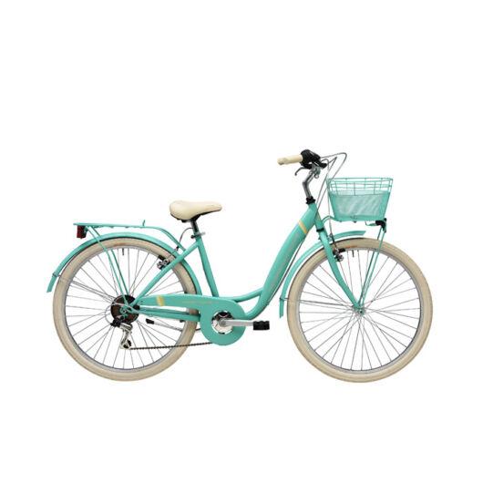 """BPAN18N01DY/VO Adriatica AD Panda 26"""" 6 Sebességes női városi kerékpár 2018 zöld"""