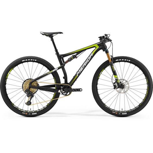 """72165-19 Merida NINETY-SIX 9.TEAM férfi Mountain bike 29"""" 2019 matt ud(zöld/fehér)"""