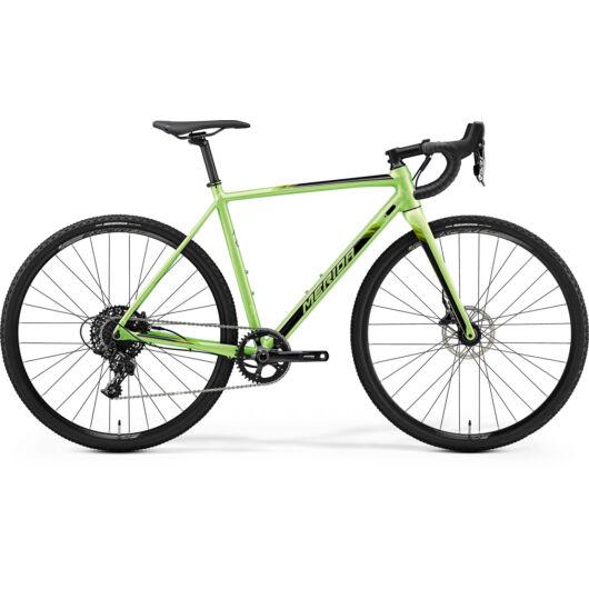 """82417-19 Merida MISSION CX 600 28"""" férfi cross kerékpár 2019 zöld(fekete)"""