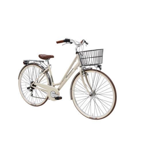 """BPUN19N01DY/P Adriatica AD Panarea 6s 28"""" 6 Sebességes női városi kerékpár 2018 krém"""