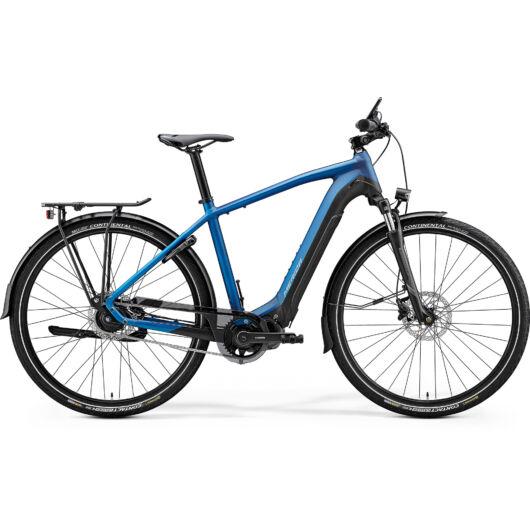 """20251-20 Merida eSPRESSO 700 EQ 28"""" férfi pedelec kerékpár 2020 matt kék/fekete"""