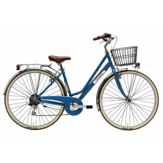 """BPUN19N01DY/BAV Adriatica AD Panarea 6s 28"""" 6 Sebességes női városi kerékpár 2018 kék"""