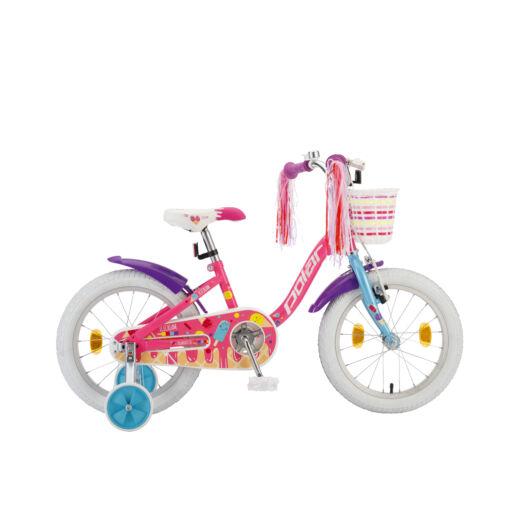 "Polar 18"" Junior lány Icecream kerékpár"