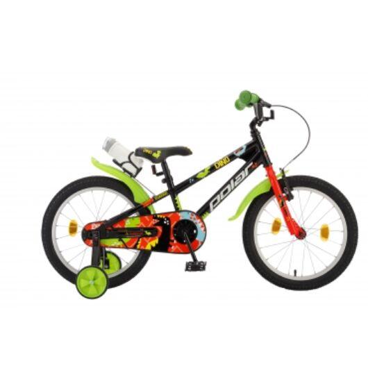 "Polar 18"" Junior fiú Dino kerékpár"
