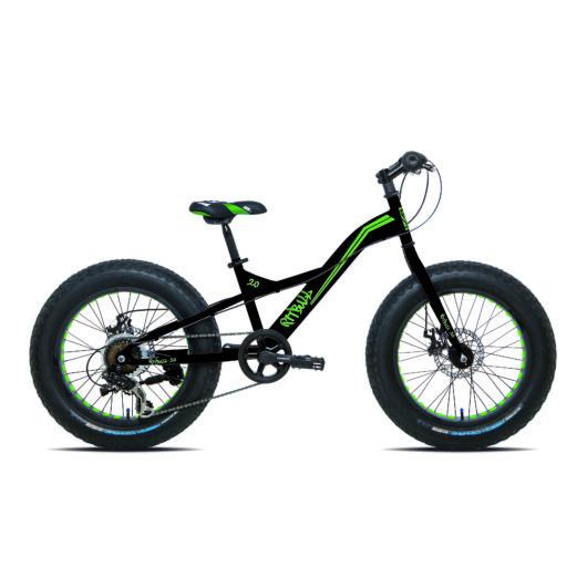 "Torpado T635 Pitbull fatbike 20"" 2019"