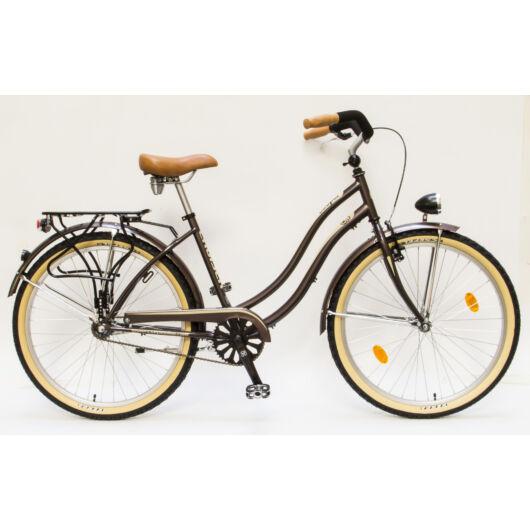 """Schwinn Csepel CRUISER NEO 26"""" 1 Sebességes Női városi kerékpár 2016 barna-barna 93604201GR"""