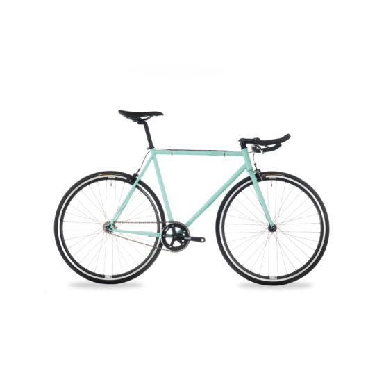 """Schwinn Csepel ROYAL 4* Unisex fixi kerékpár 28"""" 2017 matt türkiz 93755900MT"""