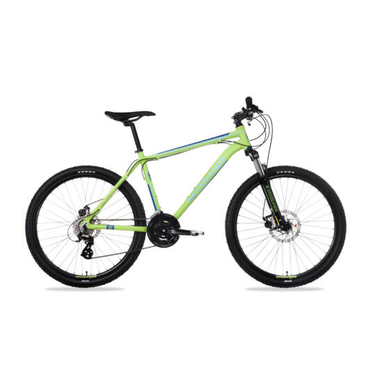 """Schwinn Csepel WOODLANDS Pro Férfi mountain bike 26"""" 2020 zöld 93815621GN"""