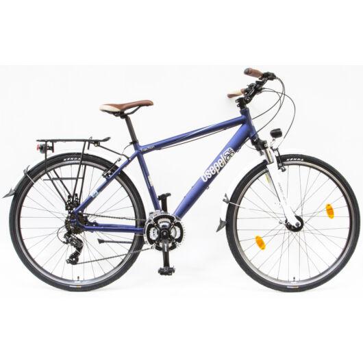 """Schwinn Csepel TRC 200 28"""" 21 Sebességes Férfi városi kerékpár 2018 matt sötétkék 93838321BL"""