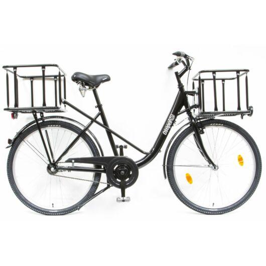"""Schwinn Csepel PICK UP 26"""" 3 Sebességes Női városi kerékpár 2018 fekete 93861003SZ"""