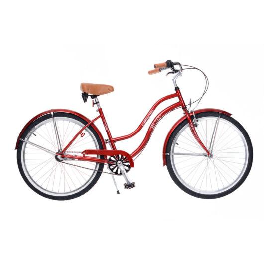"""Neuzer California 26"""" N3 agyváltós Női Cruiser kerékpár 2020 NE1682022050"""