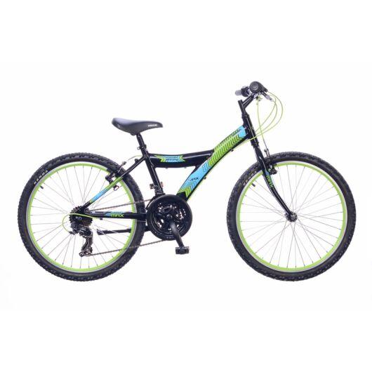 """Neuzer Max 24"""" 18 sebességes Gyerek bicikli 2020 NE1691121010"""