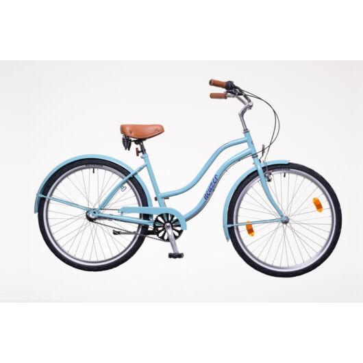 """Neuzer California 26"""" N3 agyváltós Női Cruiser kerékpár 2020 NE1882022090"""